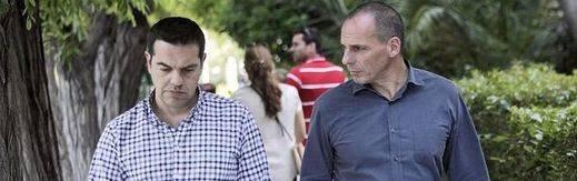 Grecia considera medidas legales para bloquear su posible salida del euro