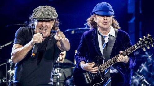 AC/DC publican al fin sus discos en las plataformas de streaming, Spotify incluido