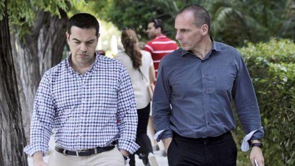 Grecia sigue intent�ndolo: plantea ampliar dos a�os m�s el rescate y reestructurar la deuda