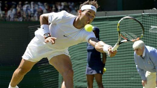 Nadal se estrena en Wimbledon con una victoria ante el brasileño Bellucci