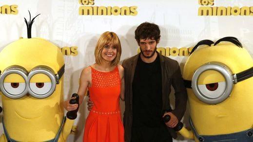 Quim Guitiérrez y Alexandra Jiménez, las voces de los villanos de 'Los Minions' en el doblaje español