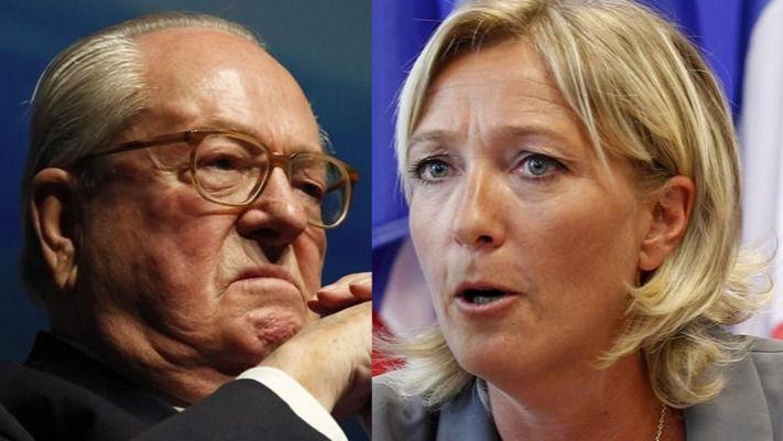 Un tribunal anula la suspensión de militancia de Jean-Marie Le Pen en el partido que fundó