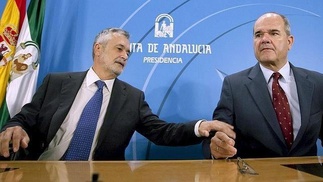 Griñán reclama al Supremo la nulidad del auto de los ERE porque cuando se dictó ya no era aforado