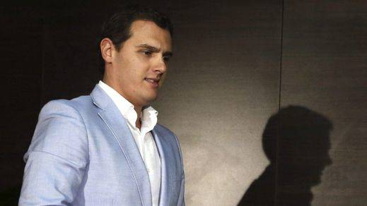 Cinco 'ciudadanos' contra Albert Rivera