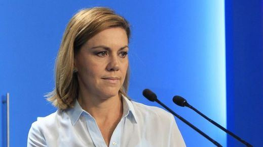 El órdago secreto de Cospedal: exigió a Rajoy ser la nueva Soraya Sáenz