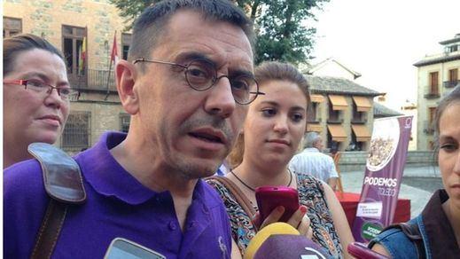 Monedero cree que Podemos quitará los privilegios a José Bono