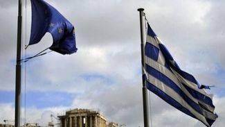 Una concentración en Madrid apoya el 'no' del referéndum griego