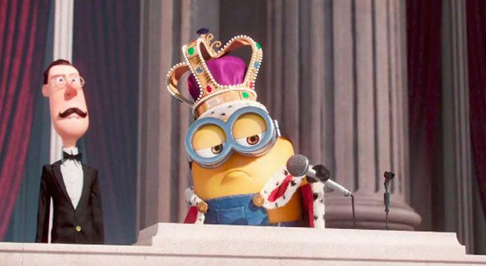 'Los Minions' se convierten en el mejor estreno de animación en 6 años