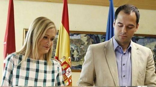 Ciudadanos pedirá explicaciones a Cifuentes por la incorporación de Ignacio González al Consejo Consultivo