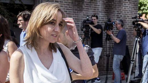 Tania Sánchez, dispuesta a integrarse en la candidatura de Podemos a las generales