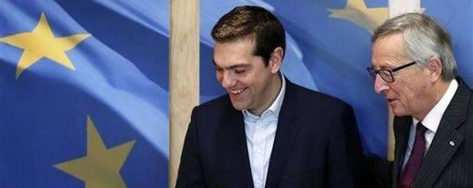 Bruselas mete miedo a Grecia y advierte de su