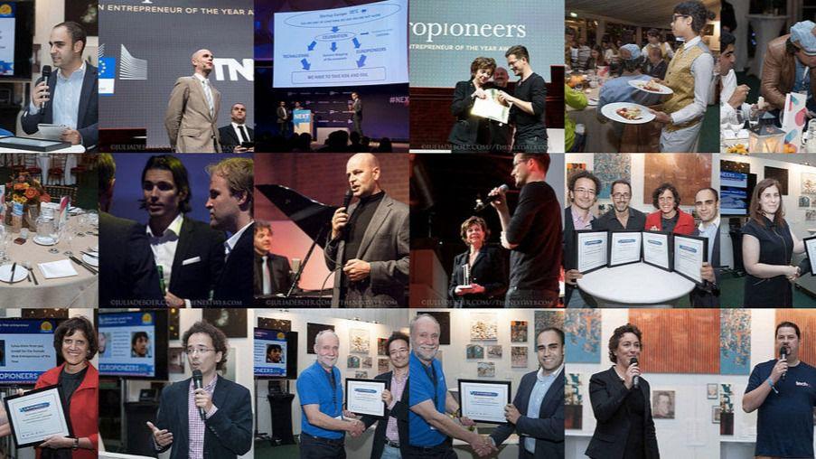 Se anuncia la tercera edición de los Premios Europeos al Emprendedor Web del Año