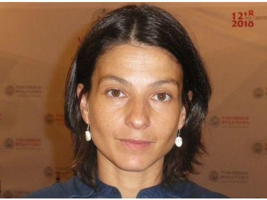 Raquel González Juárez, representante en Madrid de Médicos sin Fronteras, inaugura la XIV Escuela Complutense de Verano