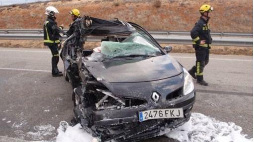 2014 'frenó' 11 años de descenso de muertos en carretera: 1.688 personas perdieron la vida en accidentes de tráfico