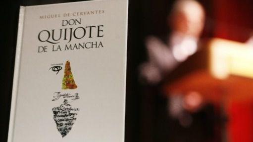 El 40% de los españoles reconoce no haber leído ni un capítulo de 'El Quijote'