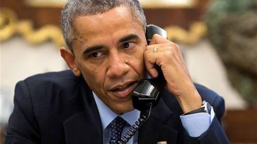 >> Obama urge a Merkel y Tsipras a que lleguen a un acuerdo