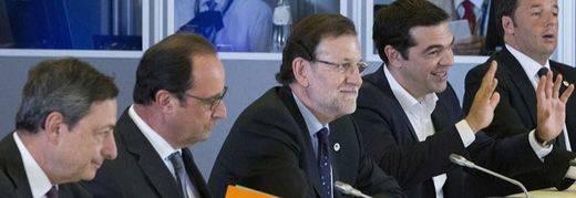 Tensa negociación en Bruselas: Grecia mantiene su postura anterior con leves cambios