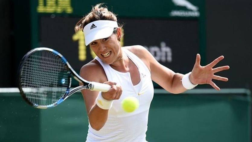 Wimbledon: la española Garbiñe Muguruza accede por primera vez a la semifinal de un 'grande'