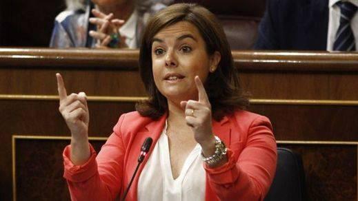 Intercambio de reproches entre Gobierno y PSOE por el adelanto de los Presupuestos de 2016
