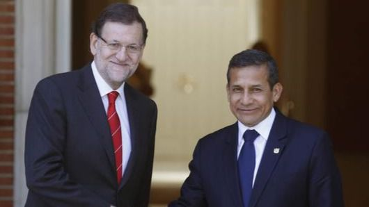 Humala, presidente de Perú: