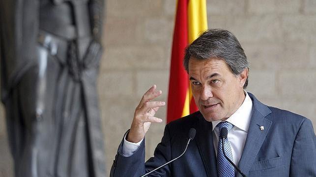 El Constitucional suspende temporalmente el comisionado para la Transición Nacional de Cataluña