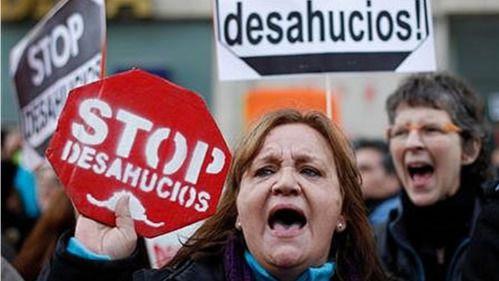 La mayoría absoluta del PP 'tumba' las propuestas sobre desahucios de la oposición