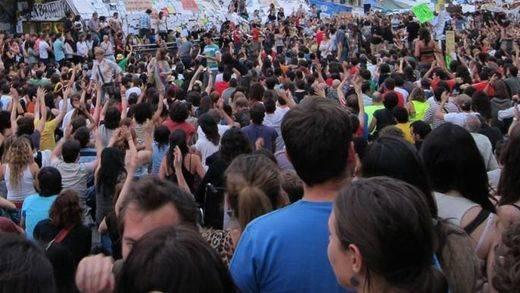 'Ahora en Común', el intento de una candidatura ciudadana en las generales con miembros de IU, Podemos y Equo