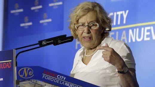 Carmena denuncia que 25.563 niños en Madrid no comen carne, pollo y pescado cada dos días