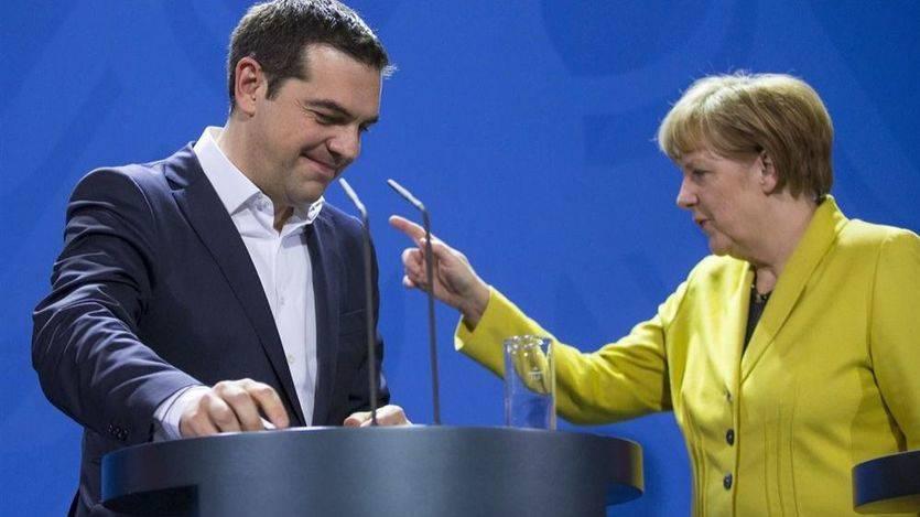 Alemania plantea la suspensión de Grecia de la eurozona durante cinco años, según el 'FAZ'