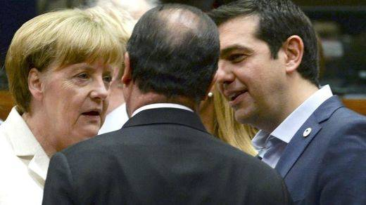 Los líderes europeos logran al fin un