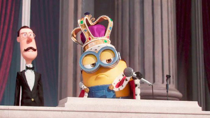 'Los Minions' repiten como reyes de la taquilla imponiéndose al estreno de 'Terminator'