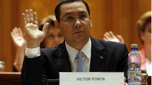 El primer ministro de Rumanía, Victor Ponta, imputado por corrupción
