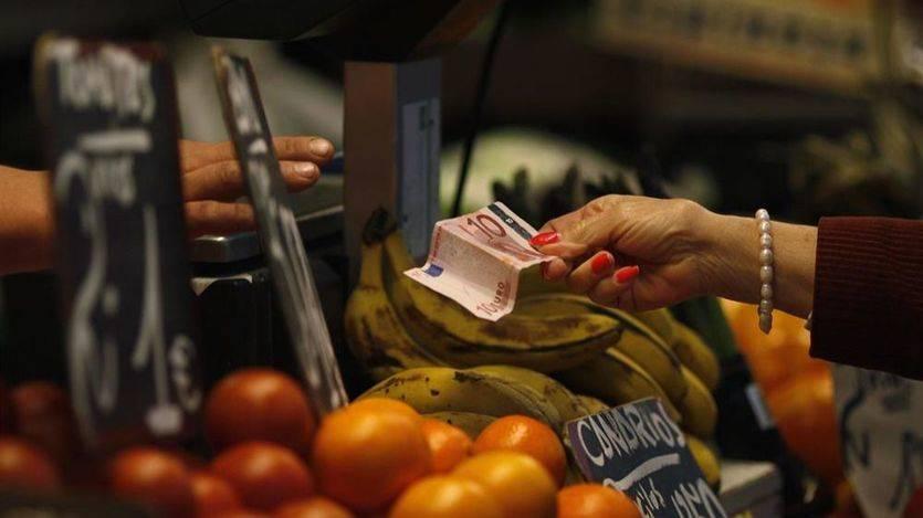 Los precios vuelven a tasas de crecimiento tras subir 3 décimas en junio por la luz y los alimentos