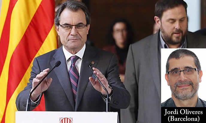 Mas y Junqueras formarán una lista única independentista liderada por un personaje de la sociedad civil