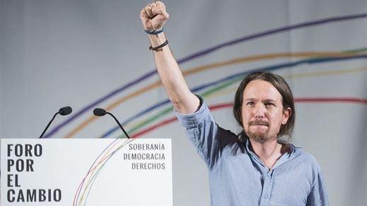 Pablo Iglesias desoye las peticiones de la izquierda nacional y se hace 'casta' en Podemos