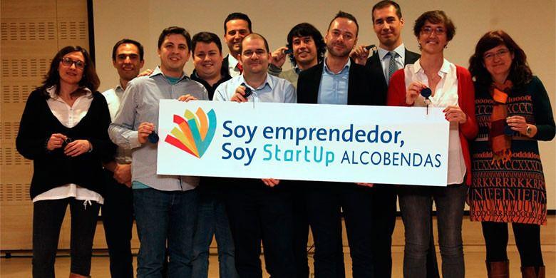 9 startups incubadas en el Startup Alcobendas presentan sus proyectos ante inversores y expertos