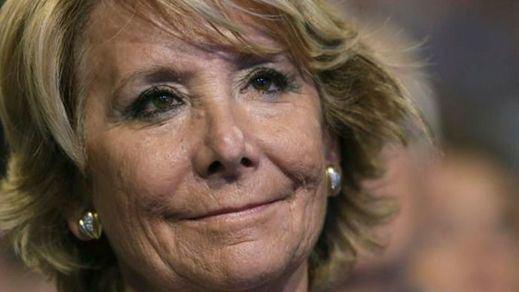 Nunca es tarde: Aguirre se da cuenta ahora que