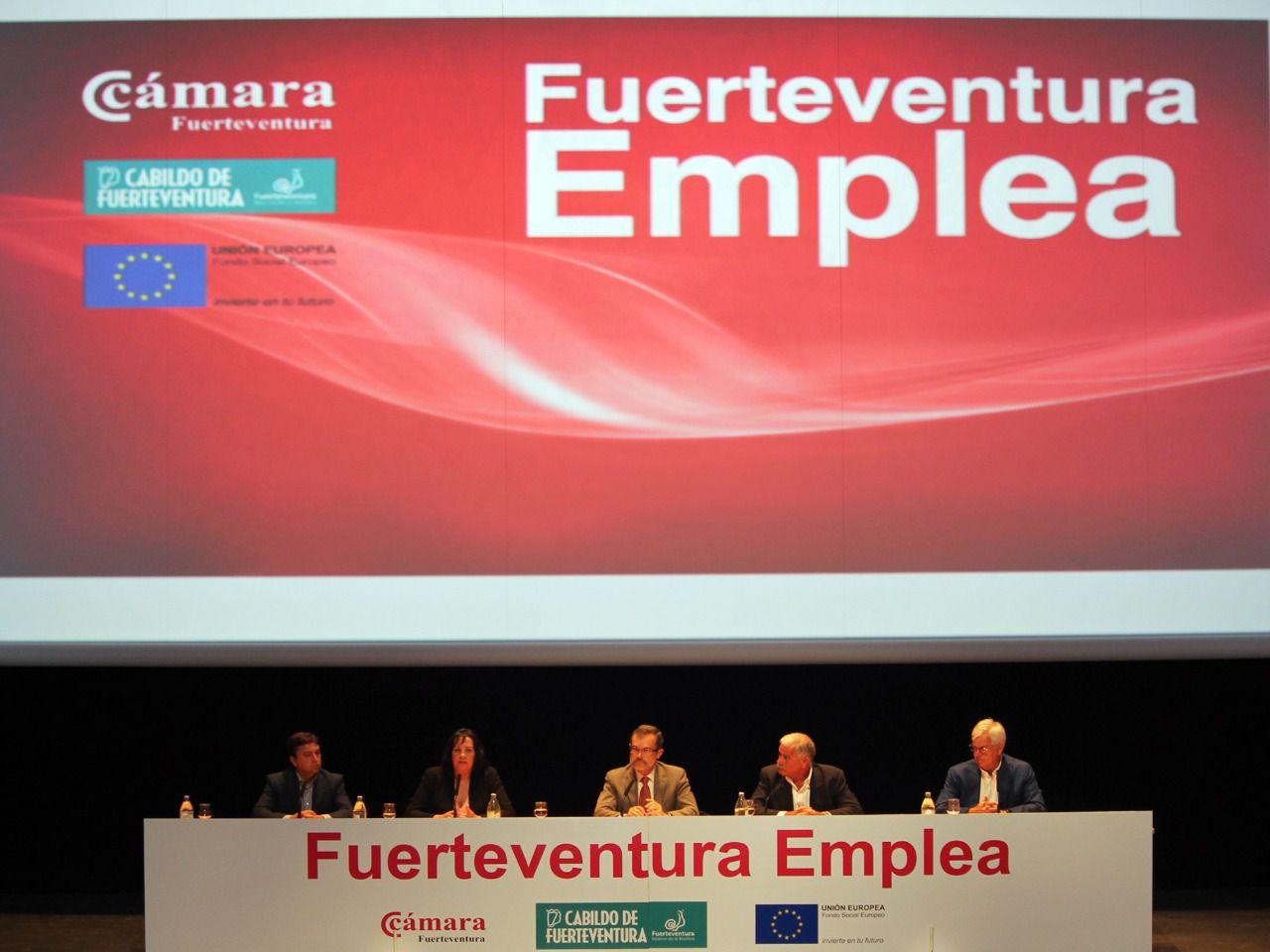 Más de 350 personas participan en Fuerteventura Emplea