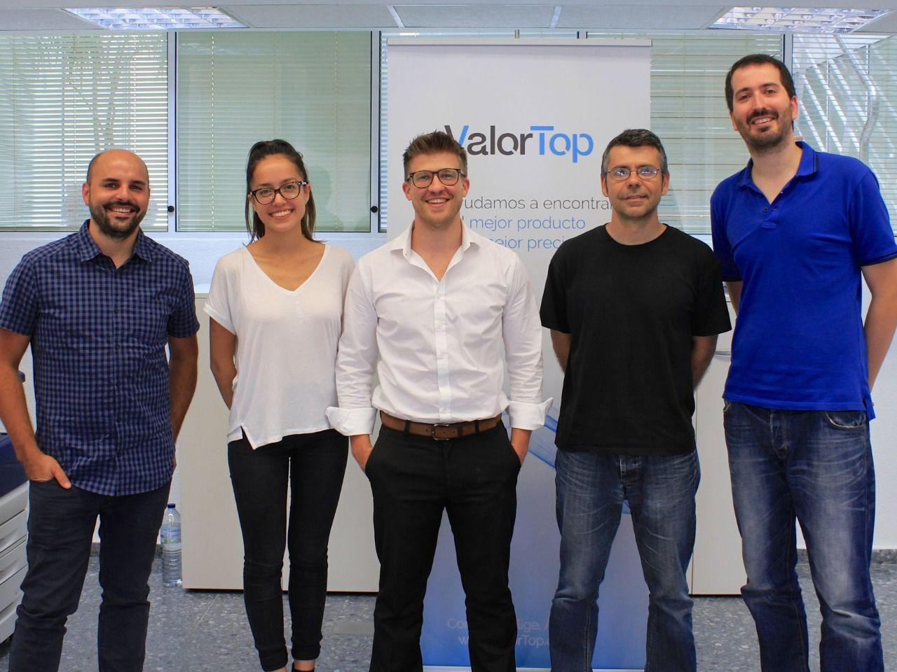 ValorTop, la primera ganadora de Lanzadera con equipo fundador internacional