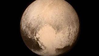 Plut�n, m�s cerca que nunca gracias a la nave 'New Horizons' de la NASA