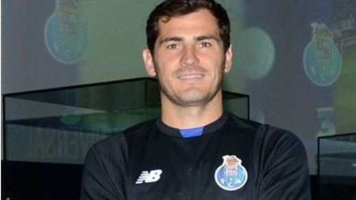 Casillas, ya