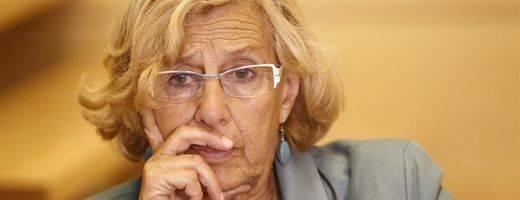 Carmena lanza una web para 'desmentidos' a la prensa: recelo absoluto en el Ayuntamiento