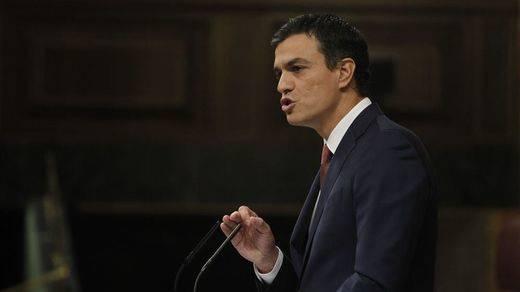 Pedro Sánchez recuerda a Rajoy que Valencia mintió con sus cuentas como lo hizo Grecia con la derecha