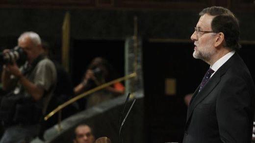 Rajoy someterá a su mayoría absoluta en el Congreso una aprobación para el rescate de Grecia