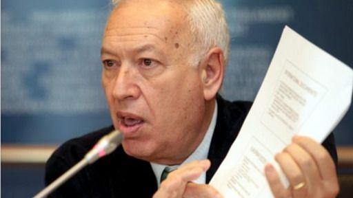 García-Margallo no oculta que España