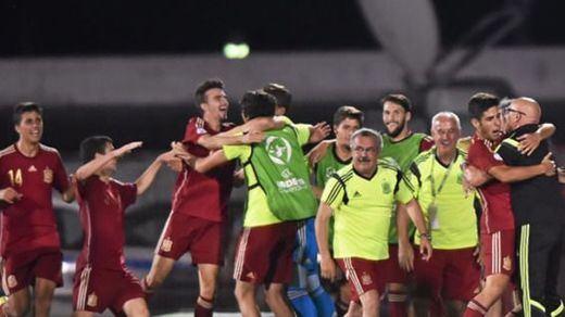 La Rojita se mete en la final del Europeo Sub-19 gracias a un mágico Asensio