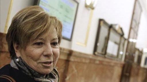 La diputada 'popular' aficionada al 'Candy Crush', Celia Villalobos, dispuesta a encabezar la lista por Málaga al Congreso