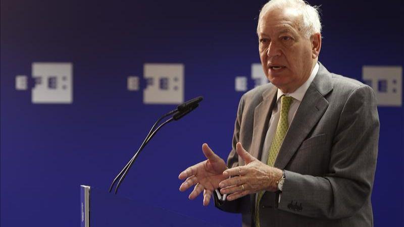 """Margallo dice que España velará """"sobre el terreno"""" que Irán cumple el acuerdo"""