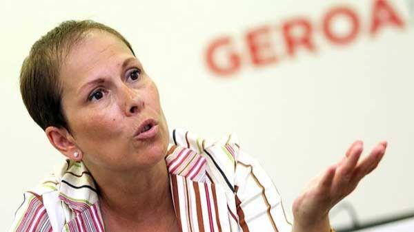 Uxue Barkos será investida hoy nueva presidenta del Gobierno de Navarra