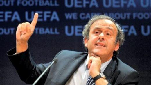 Platini se acerca a la presidencia de la FIFA... si decide competir